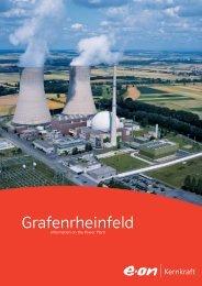 Grafenrheinfeld - E.ON Kernkraft GmbH