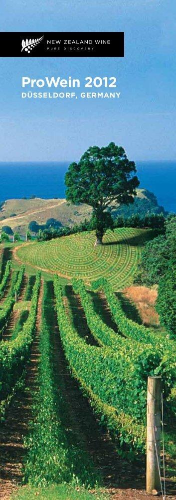 ProWein 2012 - New Zealand Wine