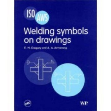 Welding symbols on drawings - .:YUSUF MANSUROGLU - P