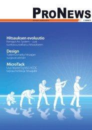 Hitsauksen evoluutio Design MicroTack - Kemppi