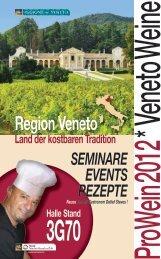ProWein 2012 * Veneto Weine - Deffis
