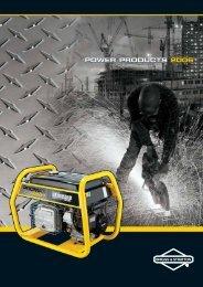 BSPP catalogue 2006 - Uni-Power