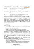 Results Report Joint Learning Programme on Pro ... - Train4dev.Net - Page 5