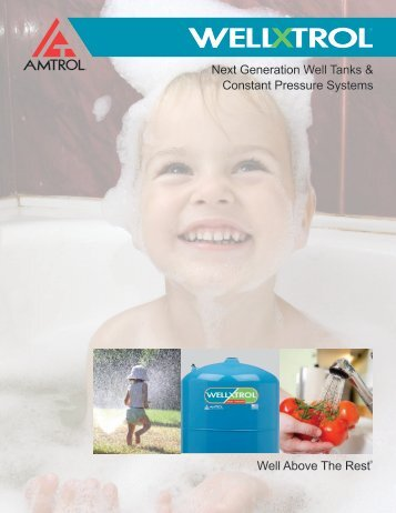 well-x-trol brochure - Fresh Water Systems