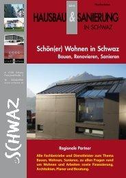 Hausbau & Sanierung - Schwaz