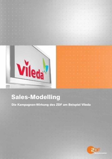 Sales-Modelling - ZDF Werbefernsehen