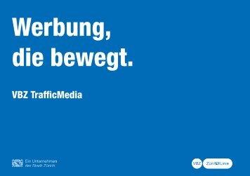 Werbung, die bewegt. - Zürich