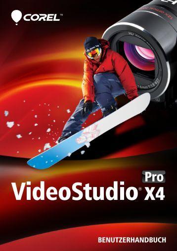 руководство corel videostudio pro x2