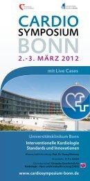 Cardio Symposium Bonn