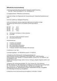Text Kanalsanierung I 09 - Stadt Wesseling