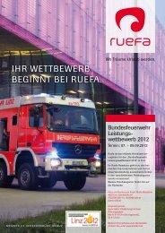 ihr wettbewerb beGinnt bei ruefa. - Linz 2012
