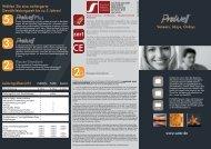 ProWell Patienteninfo Inlays.indd - Suter Dental-Labor GmbH