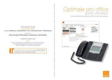 Guide d 39 installation ata sagem 3102 assistance orange - Orange optimale pro office ...