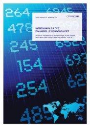 Kapitel 4. Den danske finans/IT-sektor - ALOC