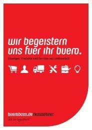 Lösungen, Produkte und Services aus Leidenschaft - bueroboss.de