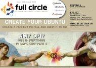 full circle CREATE YOUR UBUNTU - Material Curricular Libre