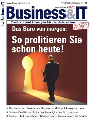 Xerox Sonderedition Business & IT - Xerox Team Jansen