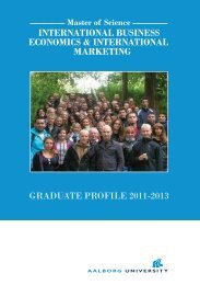 international business economics & international marketing