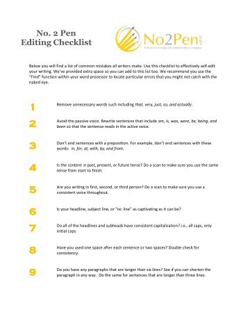 Essay editing software quality video