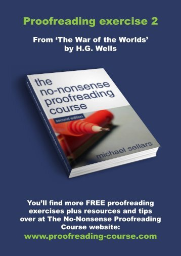 Download File - The No-Nonsense Proofreading Course
