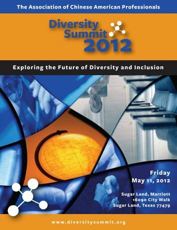 Program Book - Diversity Summit