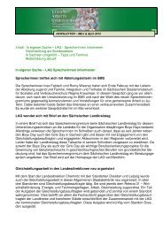 Ausgabe März-April - Gleichstellungsbeauftragten Sachsens