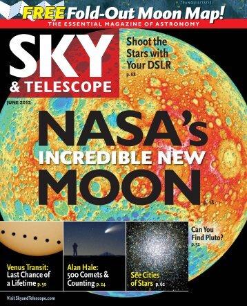 Sky and Telescope - NASA Lunar Science Institute