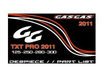 DESP_TXT_SERIE_2011 (03_Nov_2010) - Gas Gas