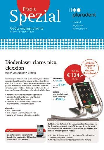 Praxis € 124,– - Pluradent