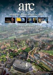 informace pro uživatele software Esri a ENVI - Index of - Arcdata ...