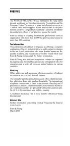 Worldwide VAT and GST Guide - Home - Ernst & Young - Schweiz - Page 2
