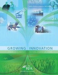 GROWING INNOVATION - Wisconsin Corn Promotion Board