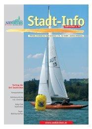 Stadt-Info 8/2007 - Seekirchen am Wallersee