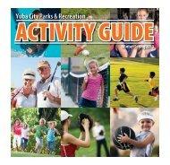 Activities Guide • Winter/Spring 2013 - Gauche Aquatic Park, Yuba ...