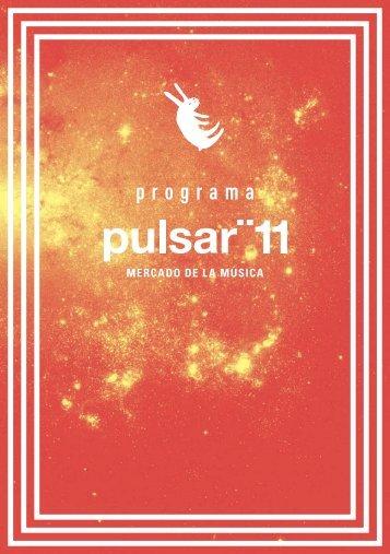 programa - Pulsar 2011