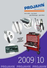 Outils professionnels - Projahn