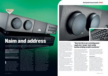 Download PDF - Naim Audio