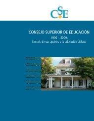CONSEJO SUPERIOR DE EDUCACIÓN - Orienta Chile