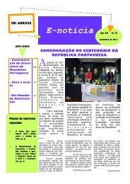 E-notícia - Escola Básica Integrada de Arrifes