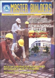 Page 2 En-:I Qu arter - Master Builders Association Malaysia