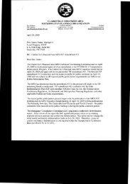 Amendment 13 FY 2008 - 2011 TIP - Clarksville Urbanized Area ...