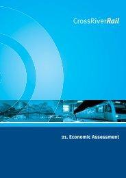 Cross River Rail Environmental Impact Statement - Chapter 21