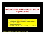 Neutrino Physics Highlights