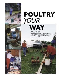 Poultry Your Way - Center for Integrated Agricultural Systems ...