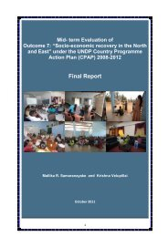 term Evaluation of Outcome 7 - United Nations Peacebuilding Fund