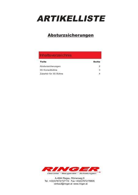 Absturzsicherungen 2012.pmd