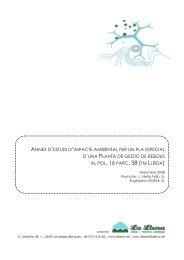 Annex PE_ EIA_vilella.v3 - Ajuntament de Lleida