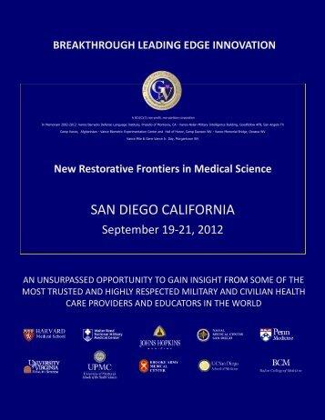 SAN DIEGO CALIFORNIA - Gene Vance Jr. Foundation