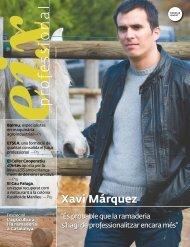 Xavi Márquez - eix professional