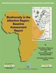 Baseline Assessment Report - START - SysTem for Analysis ...